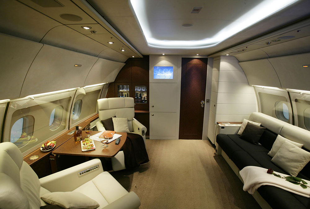 1INTERIOR,JET,UPHOLSTERY,SELLERIE,CUIR,JET,PRIVATE