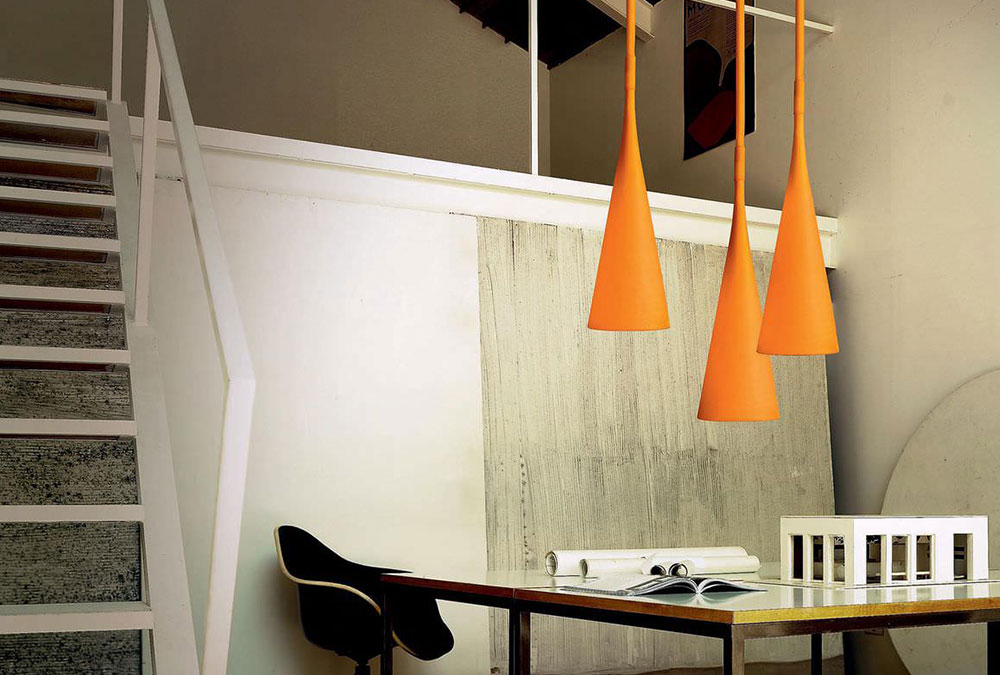 suspension-orange-art-deco