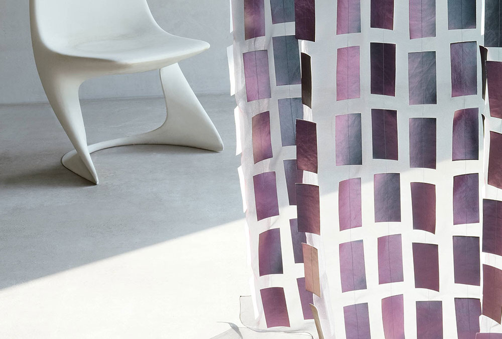 galerie villa int rieur rideau luxe. Black Bedroom Furniture Sets. Home Design Ideas