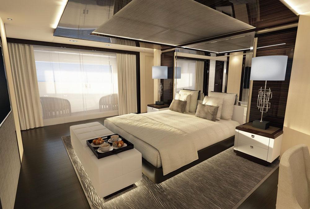 Rideau luxe for Bateau de luxe interieur